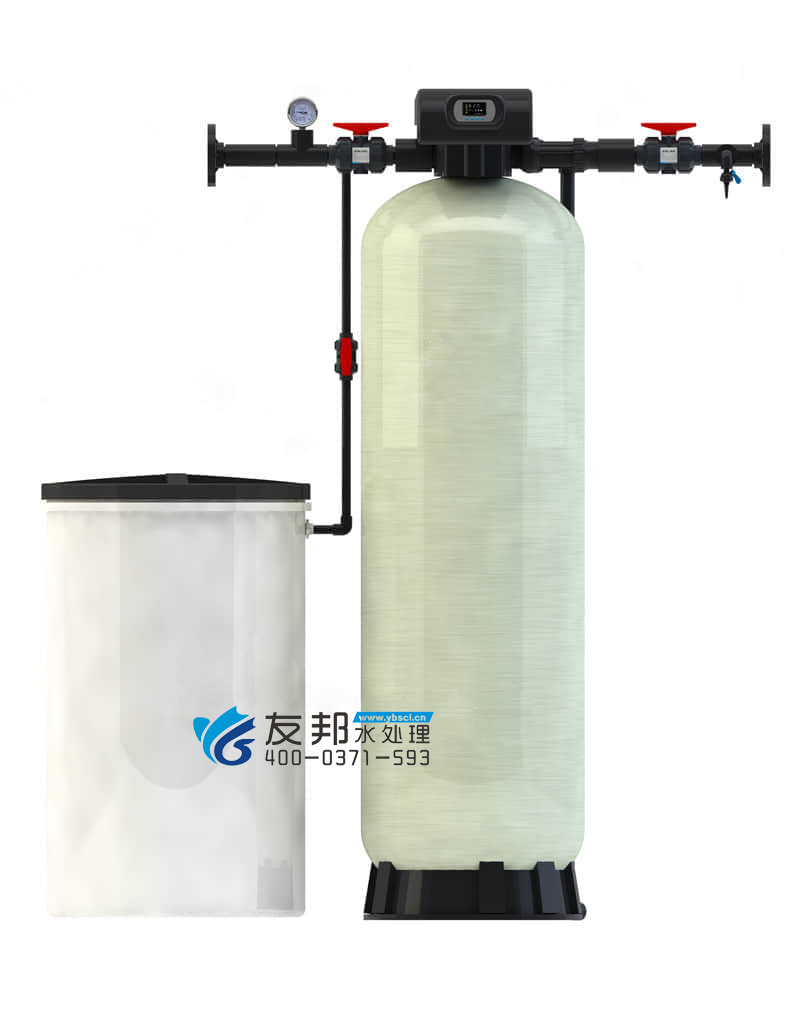 5T/H(每小时出水5吨)全自动软化水设备