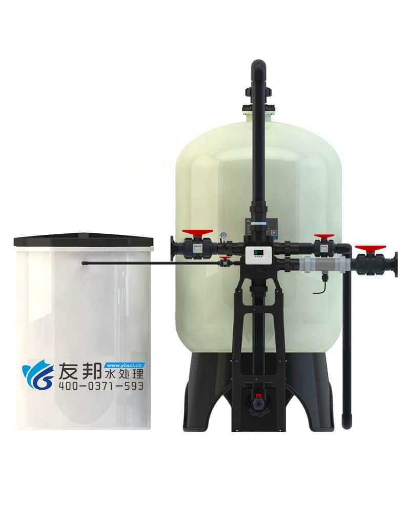 20-30T/H(每小时出水25吨)全自动软化水设备