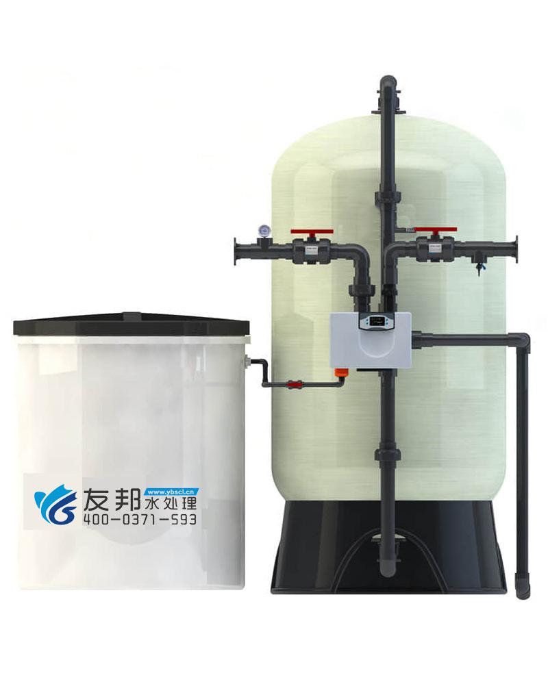 18T/H(每小时出水18吨)全自动软化水设备
