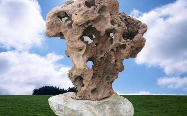 灵璧太湖石