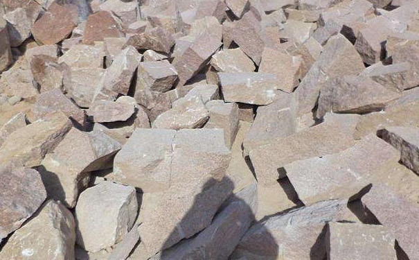 护坡石石块