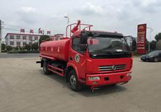 国五东风多利卡消防洒水车