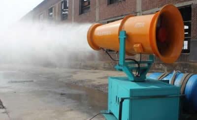 除尘雾炮机生产厂家